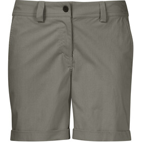 Bergans Oslo Shorts Dame green mud